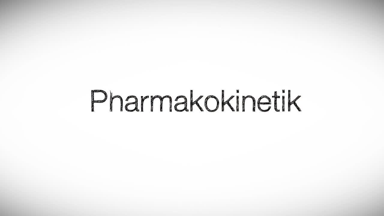 Video: Pharmakokinetik