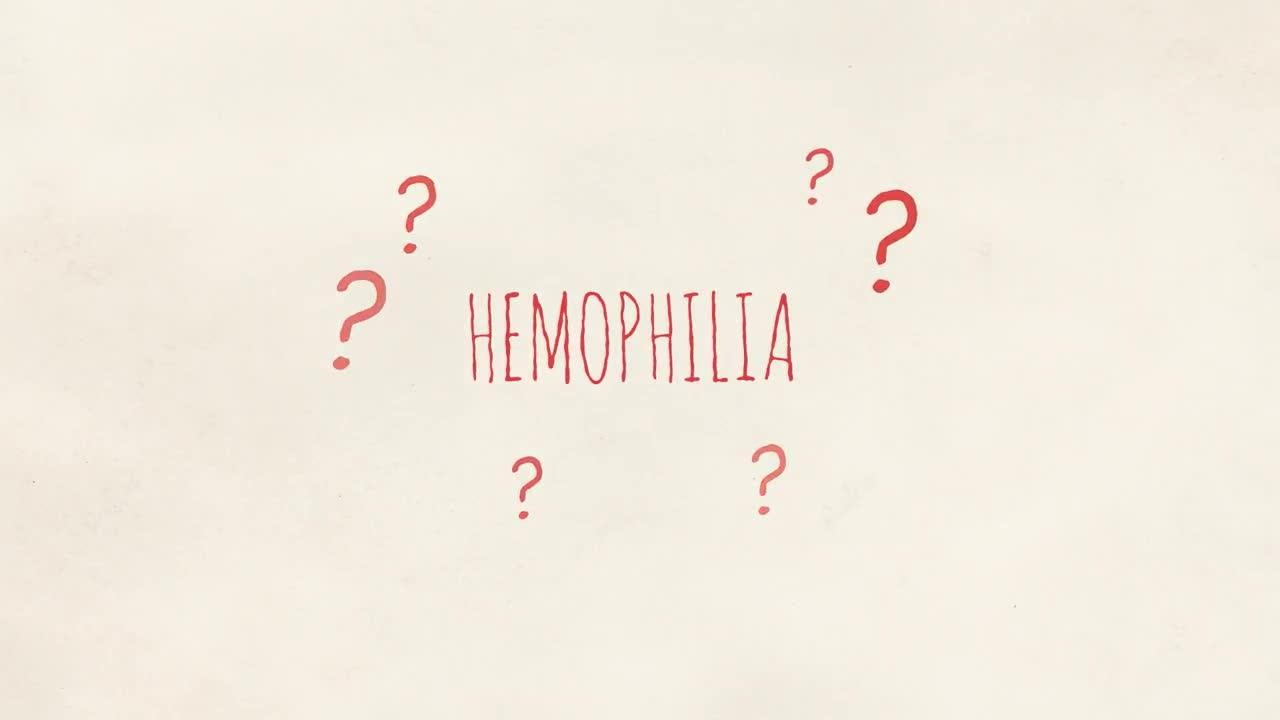 Video: Was ist Hämophilie?