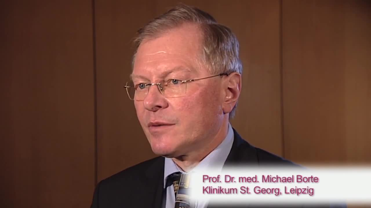 Prof. Dr. med. Michael Borte<br>Klinikum St. Georg, Leipzig